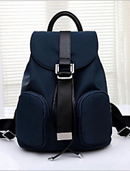 10 L рюкзак Путешествия Для школы На открытом воздухе Активный отдых Многофункциональный Черный Синий Полиэфир Others