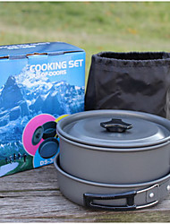 Others Acampar Utensilios para la comida Set Others Juegos Camping Al Aire Libre Picnic