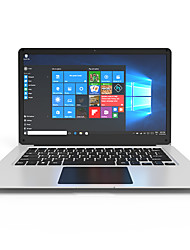 Jumper Notebook 14 polegadas Intel Apollo Quad Core 4GB RAM 64GB disco rígido Windows 10 Intel HD