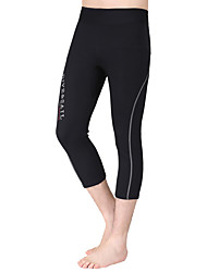 Dive&Sail® Unisex 1.5mm Dive Skins Wetsuit PantsWaterproof Breathable Thermal / Warm Quick Dry Ultraviolet Resistant Wearable Comfortable