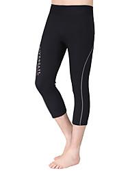 Dive & Sail® Unisex 1,5 mm Dive Skins Pantalones de neoprenoImpermeable Transpirable Mantiene abrigado Secado rápido Resistente a los UV