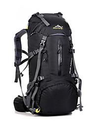 45 L рюкзак Охота Восхождение Спорт в свободное время Велосипедный спорт/Велоспорт Отдых и туризм Путешествия Для школы