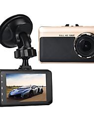Фабрика OEM A13 novatek Full HD 1920 x 1080 Автомобильный видеорегистратор 3-дюймовый Экран 1 Даш Cam