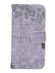 Pour Portefeuille Porte Carte Avec Support Clapet Coque Coque Intégrale Coque Paysage Dur Cuir PU pour HTC HTC One M9