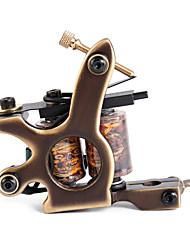 solong татуировки пользовательских латунь татуировки ручной пулемет 12 обернуть чистой меди катушки для шейдерного m204-2