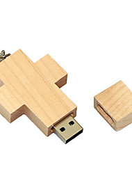 USB Flash Drive Wooden Pen Drive External Storage Usb Pendrive 4GB USB Stick drive Flash Card 2.0
