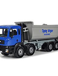 veículos agrícolas Puxar para trás Veículos 1:10 Metal Azul