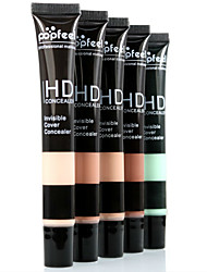 1 Pcs Concealer Invisible Cover Primer Concealer Cream Face Eye Make Foundation Contour Palette 5 Colors