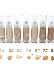 7Pcs/Set Makeup Studio Face Foundation Bb Cream Liquid Maquiagem Maquillaje Concealer Cream Base Cosmatics