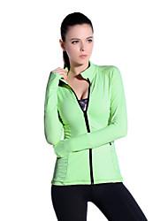 Dmasun®®Yoga Shirt Confortable Haute élasticité Vêtements de sport Yoga Femme