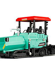Construction Vehicles Toys 1:48 Metal ABS Plastic Blue