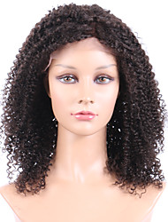 Virgin Mongolian Afro Kinky Curly Wigs Lace Front Human Hair Wigs Virgin lace Human Hair Wigs Natural Hairline for Black Women front lace Wigs