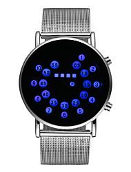 Men's Sport Watch Fashion Watch Quartz Leather Band Black Brand