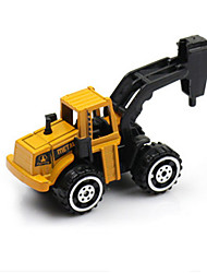 Construction Vehicles Toys 1:60 Metal Yellow