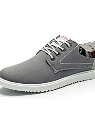 Men's Sneakers/Fashion Dress/New Arrival/Young Student/Comfort/Casual/White/Black/Blue/Gray