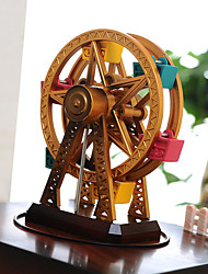1 PC  Birthday Gift Of Creative Art Home Furnishing Grocery Love Music Box Home Furnishing Crafts Decorative Ornaments
