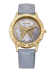 Kimseng Korean Trend Butterfly Petal Dial Watch