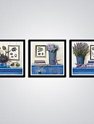 Estampados de Lonas Esticada Vida Imóvel Lazer Moderno,3 Painéis Tela Horizontal Impressão artística Decoração de Parede For Decoração