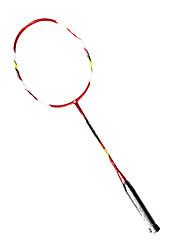 Raquettes de badminton(Rouge Noir,Nylon) -Durable