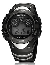 OHSEN Colorful Fashion Sports Watch