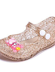 Girl's Sandals Comfort PVC Casual Purple Gold Light Purple