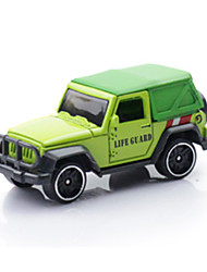 Military Vehicles Toys 1:64 Metal Green