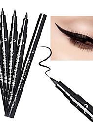 Lápis de Olho Lápis Longa Duração Natural Secagem Rápida Preta Olhos Outros