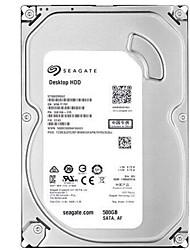 Seagate 500GB Настольный жесткий диск 7200rpm SATA 3.0 (6 Гбит / с) 16MB кэш 3.5 дюймов-ST500DM002