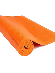 Tapis de Yoga Ecologique Sans odeur 6 mm Orange Other