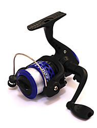 Fishing Reel Spinning Reels Ball Bearings Exchangable General Fishing