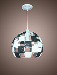 60 Pendant Light ,  Modern/Contemporary Globe Others Feature for Mini Style Designers MetalBedroom Dining Room Study Room/Office Kids