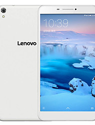 "Lenovo PB1-750P 6.98 "" Android 5.1 4G Smartphone (Dual SIM Quad Core 13 MP 2GB + 32 GB White)"