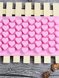 Molde Para Bolo Para Biscoito para Candy em botão Para Pão SiliconeCasamento Aniversário Dia dos namorados Dia de Ação de Graças Alta