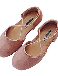 Girl's Sandals Comfort Leather Outdoor Casual Athletic Black Pink Running