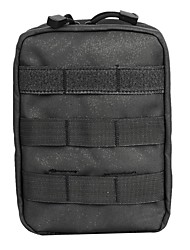Compact Tactical MOLLE EMT First Aid Utility Pouch Bag