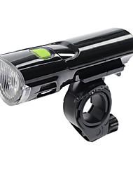 Lampe Avant de Vélo LED Cyclisme Intensité Réglable AAA Lumens Batterie Camping/Randonnée/Spéléologie Cyclisme-Eclairage