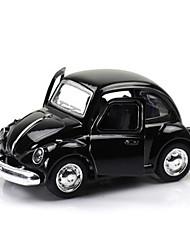 Классические автомобили Игрушки 1:28 Металл Пластик черный увядает