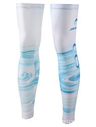 XINTOWN Men's and Women's High Elastic Antiskid Long Knee Support Knee Brace Pad Protector Sport Basketball Leg Sleeve Sports Kneepad