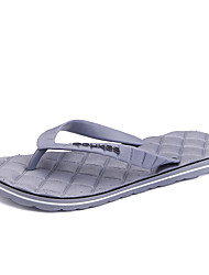 New Men's Slippers Casual/Beach/Home Fashion Flat Heel Flip Flops