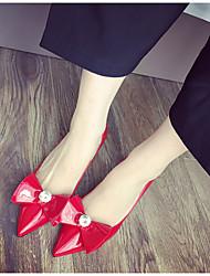 Damen-High Heels-Outddor-KunstlederAndere-Rosa Rot