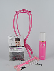 Hair Shine Wig Stands Wig Caps Clips Wig Brushes & Combs Wig Accessories Wigs Hair Tools