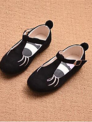 Mädchen-Loafers & Slip-Ons-Lässig-LeinwandKomfort-Schwarz Lila Rot