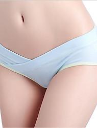 les femmes enceintes sous-vêtements en coton taille basse dentelle sous-vêtements en forme de u-triangle sous-vêtements