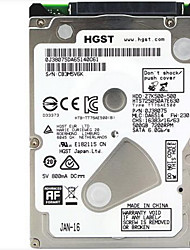 HGST HTS725050A7E630 500GB Laptop / Notebook disco rígido 7200 SATA 3.0 (6Gb / s) 32MB esconderijo 2.5 polegadas