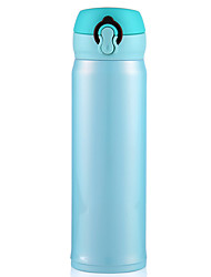 500Ml Hydro Flask Vacuum Insulated Stainless Steel Water Bottle Standard Mouth Loop Cap