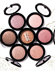 1Pcs Makeup Natural Single Eyeshadow Luminous Shimmer Glitter Eye Shadow Pigment Powder Palette