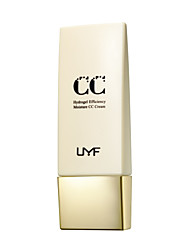 UMF Isolation CC Cream BB Natural Moisturizing Cream Upgrade Nude Make-up Concealer Strong Foundation of Genuine Direct Sale