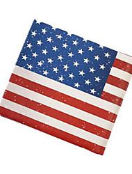 Unisex Wallet US or UK Flag Style Printed Wallet
