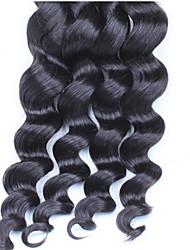 "6A Grade Cambodian Virgin Hair Loose Wave 3pcs/lot Cambodian Loose Wave Virgin Human Hair Extensions 8""-28"""