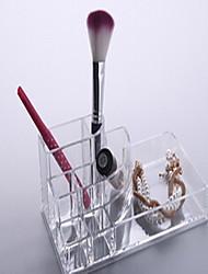 Rangement pour Maquillage Transparents Autre 18.5*10*7 Femme